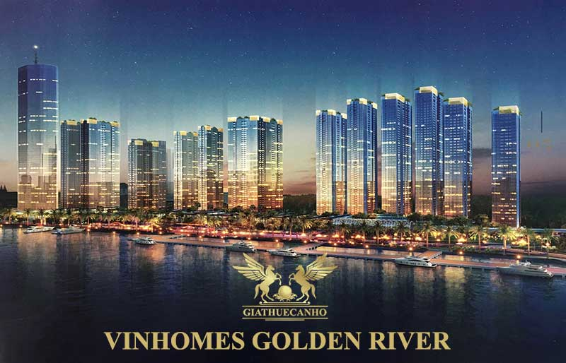 Bảng giá cho thuê căn hộ Vinhomes Golden River Ba Son năm 2018
