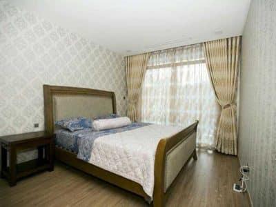 Phòng ngủ Vinhomes