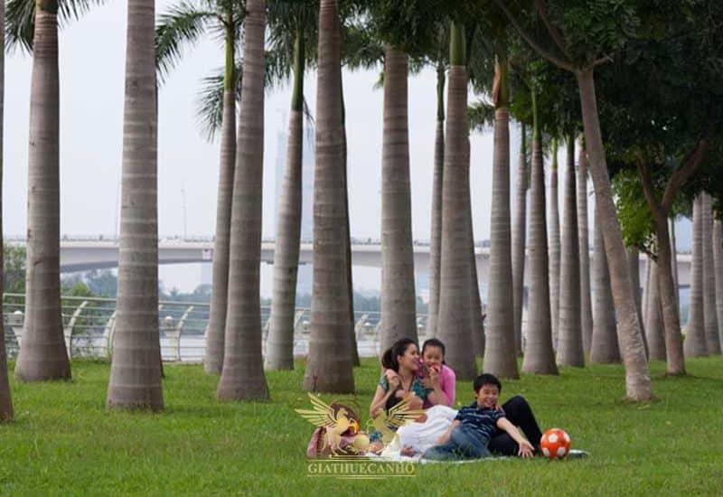 Công viên Saigon Pearl