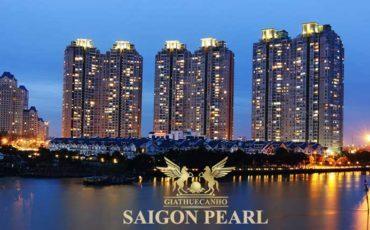 Bảng giá cho thuê căn hộ Saigon Pearl năm 2020