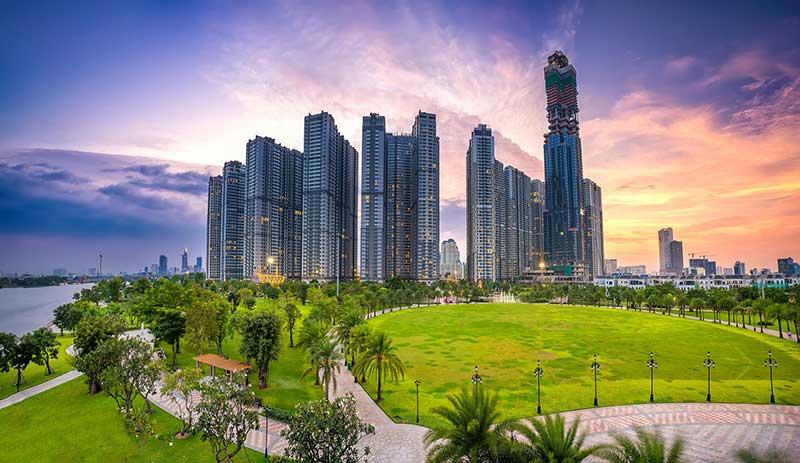Cho thuê căn hộ Vinhomes Central Park quận Bình Thạnh | Bảng giá 2018