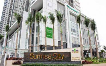 Bảng giá cho thuê căn hộ Sunrise City quận 7