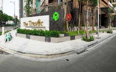 Bảng giá cho thuê căn hộ The Tresor năm 2020