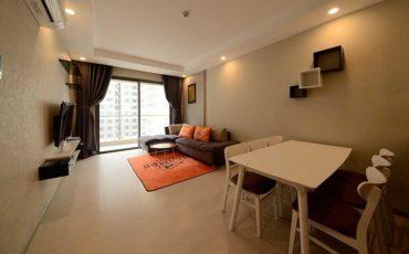 Cho thuê căn hộ Văn phòng – Officetel The Gold View giá tốt