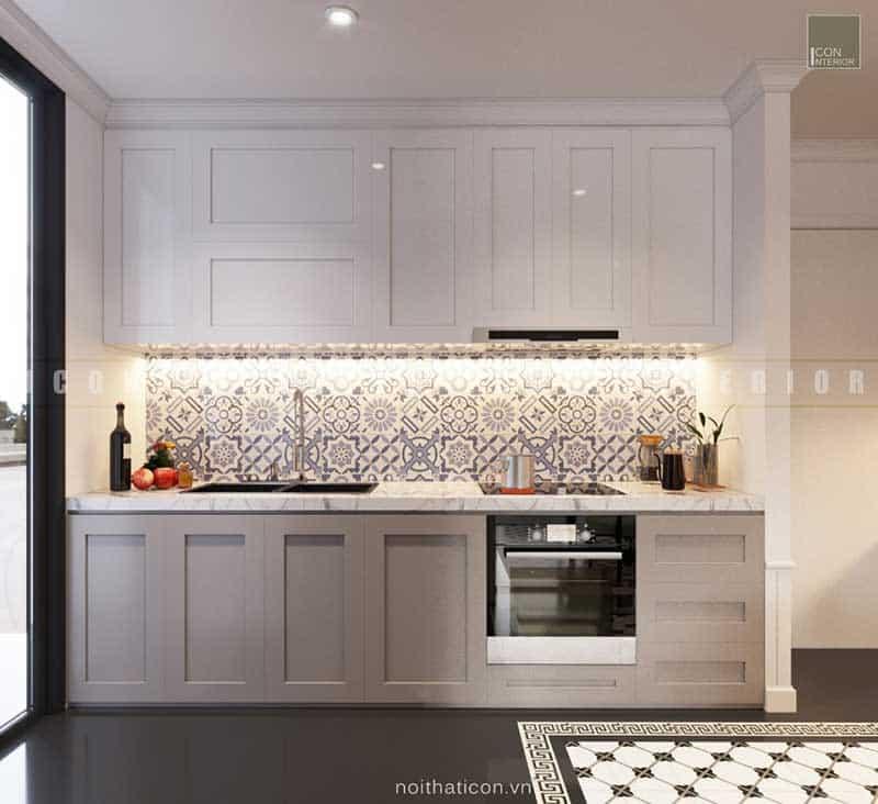 Phòng bếp The Tresor
