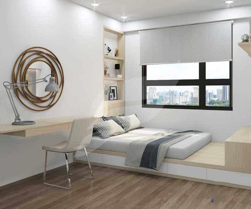 Phòng ngủ The Tresor