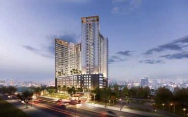 Bảng giá cho thuê căn hộ Masteri Millennium quận 4 năm 2019
