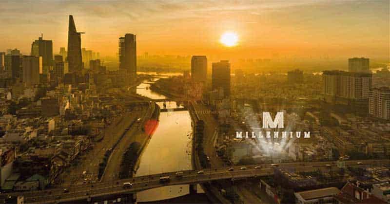 Vị trí Căn hộ Masteri Millennium