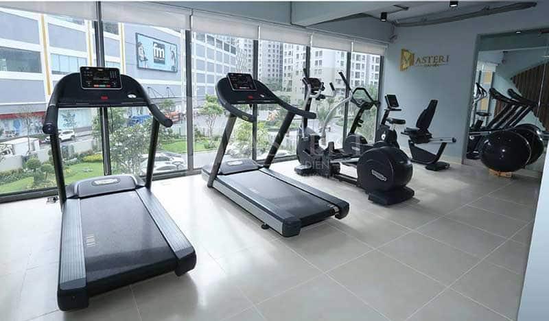 Phòng Gym Masteri