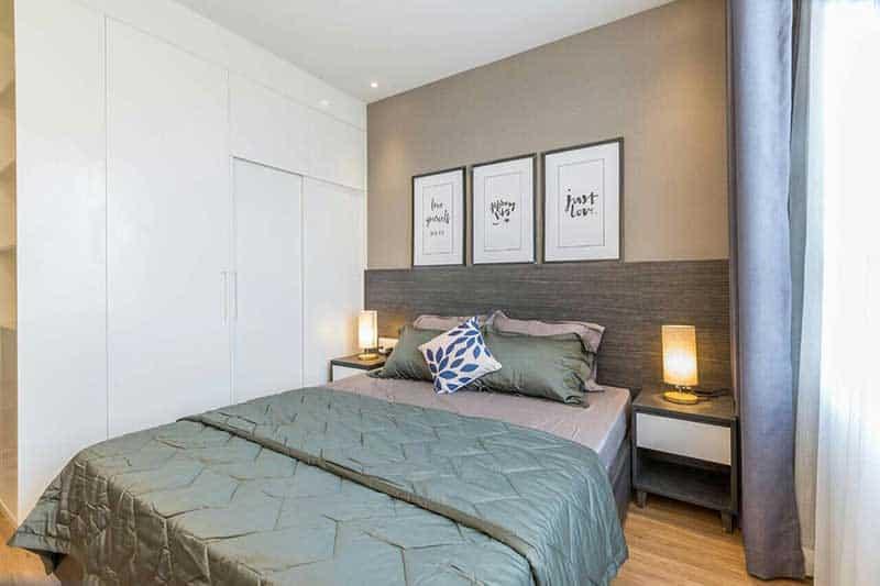 Phòng ngủ Gold View
