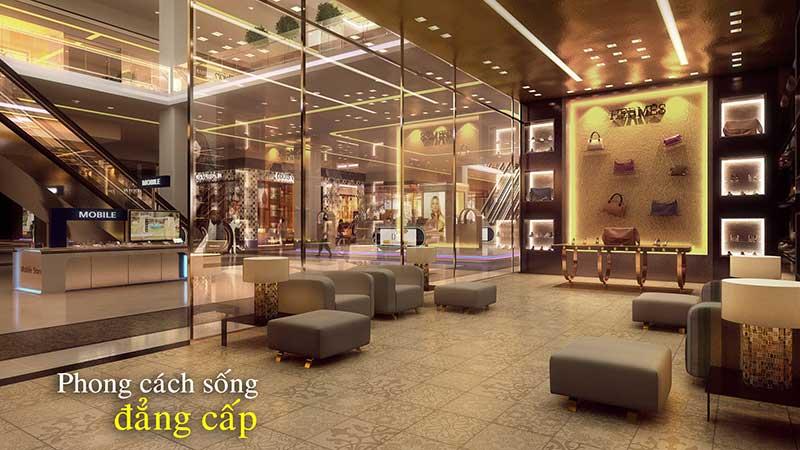 Trung tâm thương mại Gold View quận 4