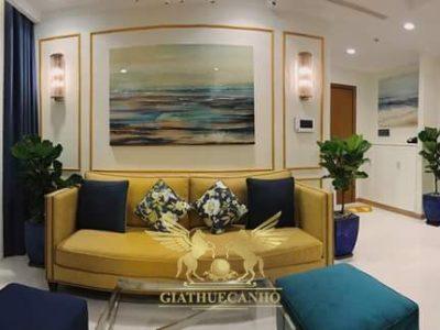 Cho thuê căn hộ Vinhomes Landmark 3