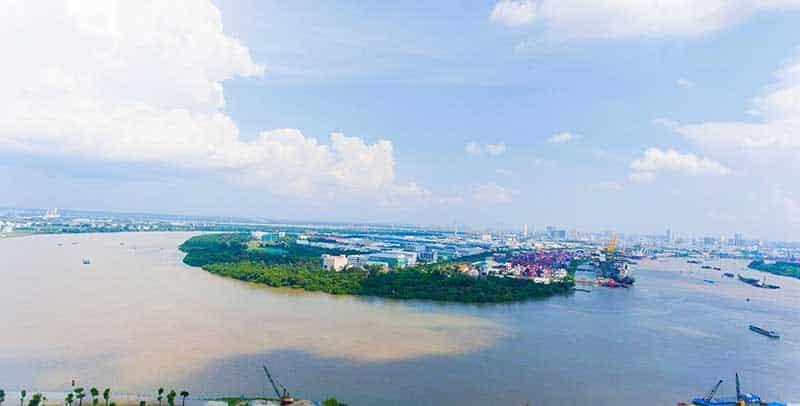 View nhìn từ New City