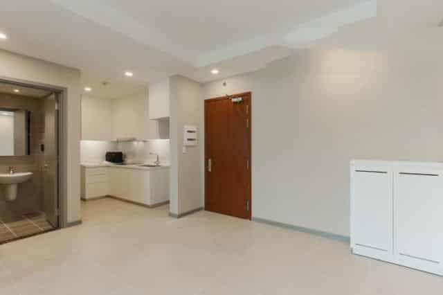 Phòng khách Officetel Gold View