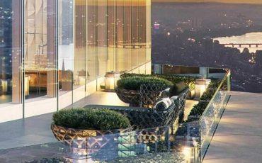 Bảng giá cho thuê Penthouse Masteri Millennium Bến Vân Đồn quận 4