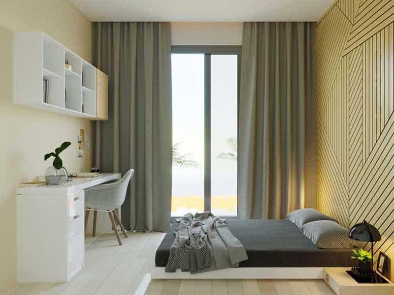 Vinhomes Golden River 3 phòng ngủ full nội thất