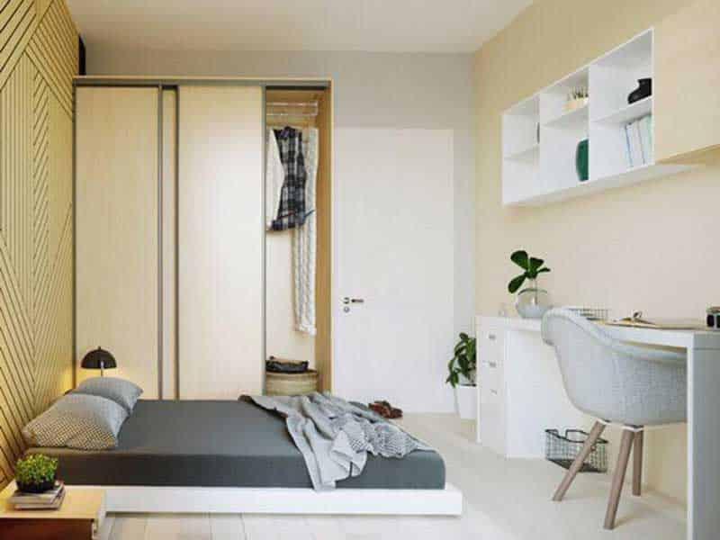 3 phòng ngủ Vinhomes Ba Son