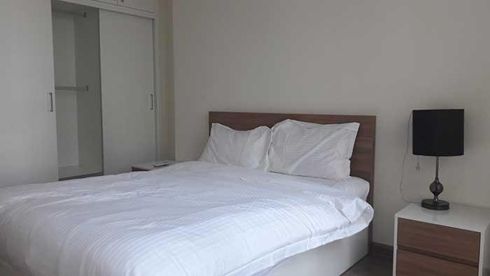 Phòng ngủ căn hộ Landmark 81