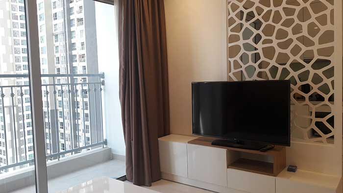 Phòng khách căn hộ Landmark 81