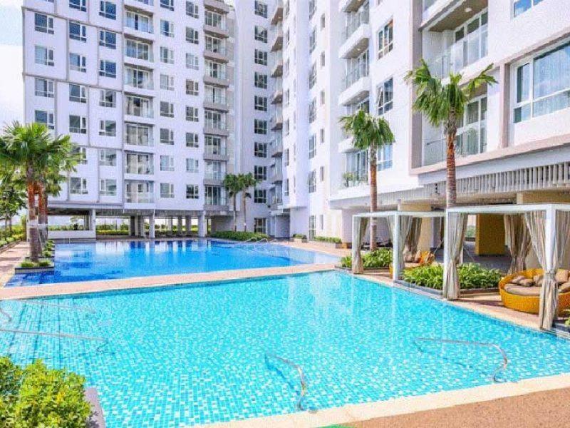 Hồ bơi Sala Mai Chí Thọ