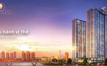 Bảng giá cho thuê căn hộ Sunwah Pearl tốt nhất năm 2020