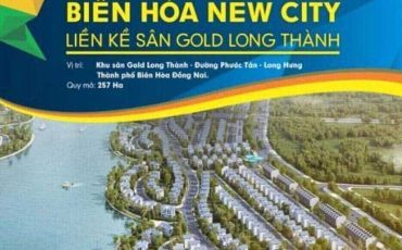 Đất nền Biên Hòa New City