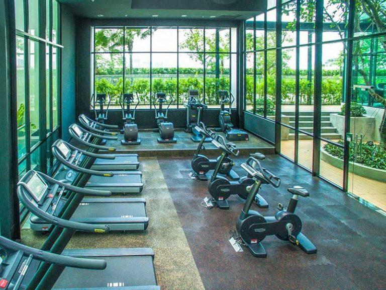 Phòng Gym Vista Verde