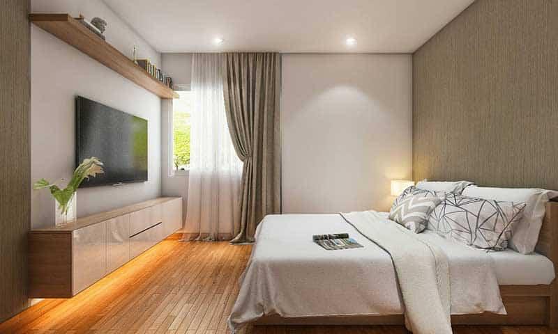 M One 2 phòng ngủ