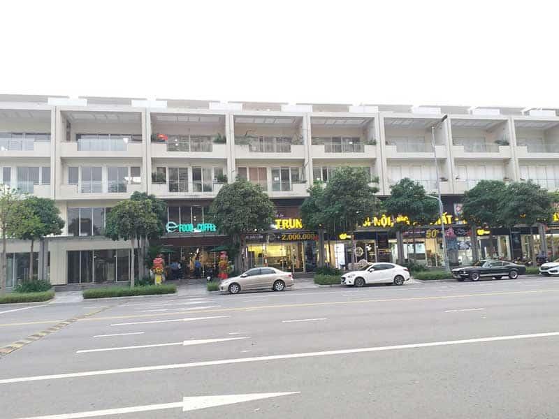 Nhà phố thương mại Sala