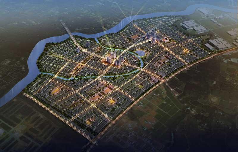 Đất nền T&T Millennia City Long An
