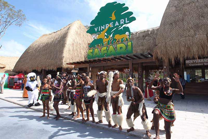 Vinpearl Safari