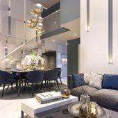 Thiết kế bên trong Apartment