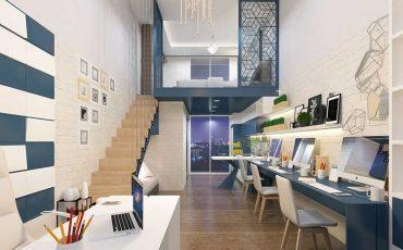 Cho thuê văn phòng – Officetel Saigon Royal năm 2020