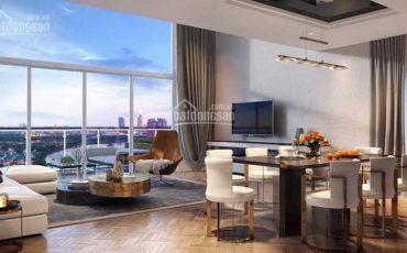 Cho thuê căn hộ Penthouse Saigon Royal quận 4 |Bảng giá 2019