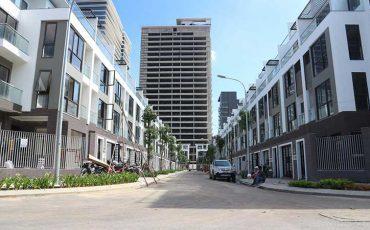 Cho thuê nhà phố Hà Đô Centrosa Garden quận 10 | Bảng giá 2020