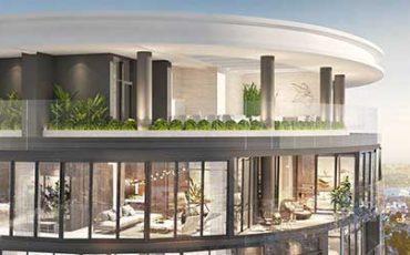 Bảng giá cho thuê Penthouse City Garden Bình Thạnh năm 2020