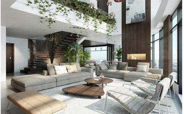 Cho thuê Penthouse City Garden quận Bình Thạnh – Bảng giá năm 2019