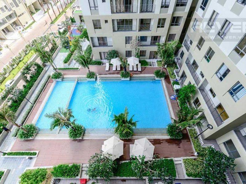 View hồ bơi tại Masteri Thảo Điền