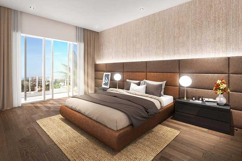 Căn hộ mẫu Sala 3 phòng ngủ