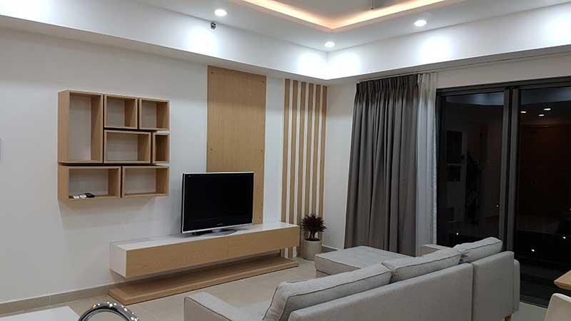 Phòng khách Nassim 1 phòng ngủ