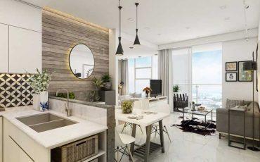 Bảng giá cho thuê căn hộ Sunwah Pearl Bình Thạnh năm 2020