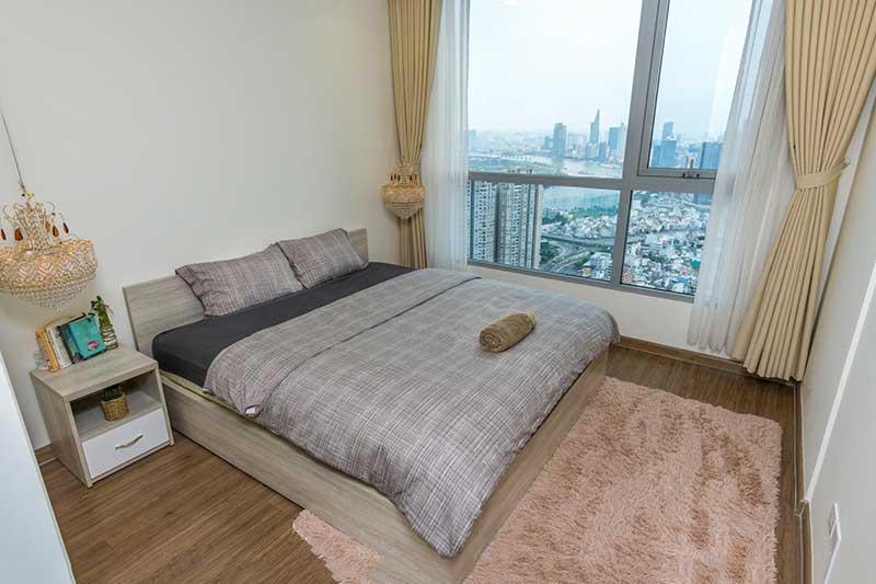 1 phòng ngủ View sông Landmark 81