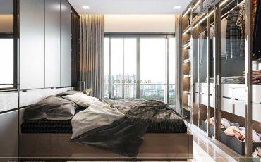 Review đánh giá căn hộ landmark 81 3 phòng ngủ cho thuê
