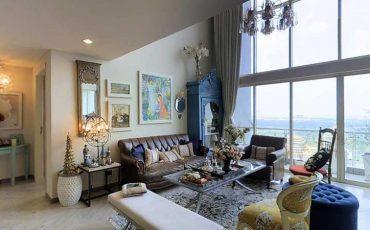 Bảng giá cho thuê Penthouse Estella Heights