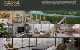 Penthouse Masteri An Phú