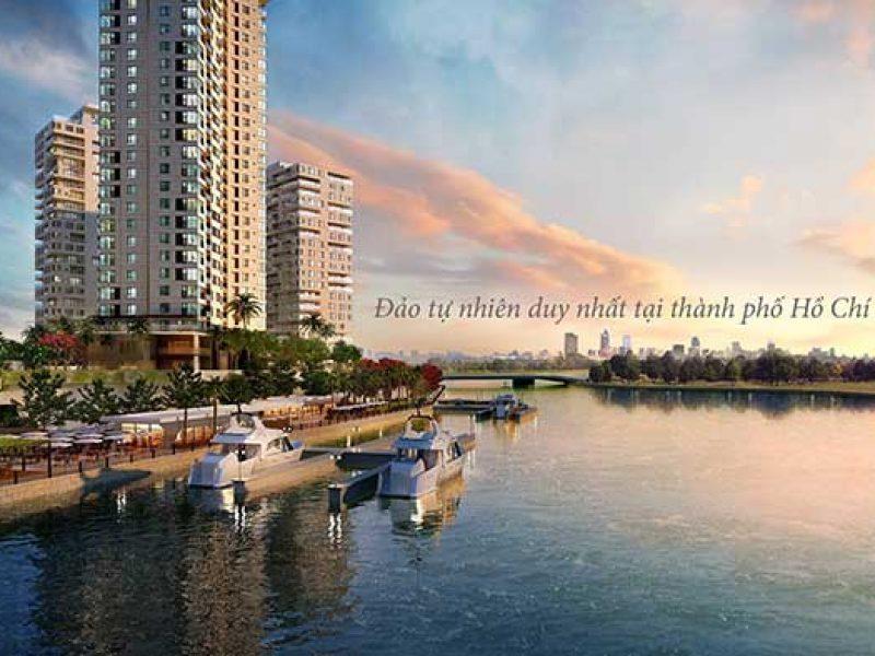 Tiện ích nội khu dự án Đảo Kim Cương