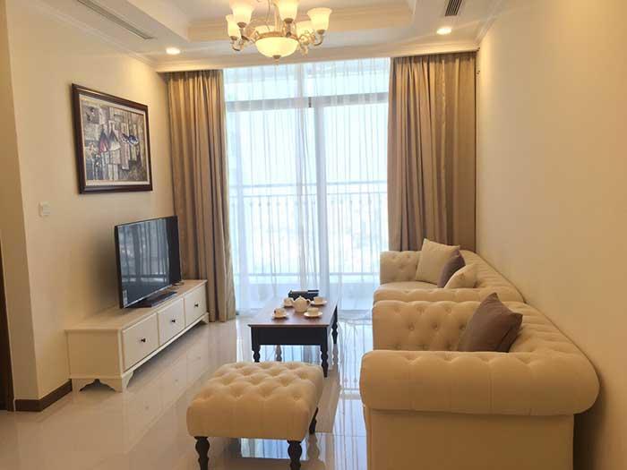 Phòng khách căn hộ Vinhomes