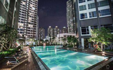 Cho thuê ngắn hạn căn hộ Vinhome Central Park | Phục vụ 24/7