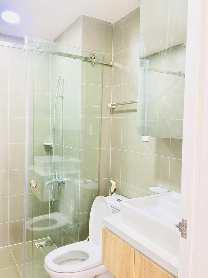 Toilet căn hộ 2 phòng Wilton