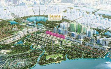 Bảng giá cho thuê căn hộ Sarina quận 2 năm 2020
